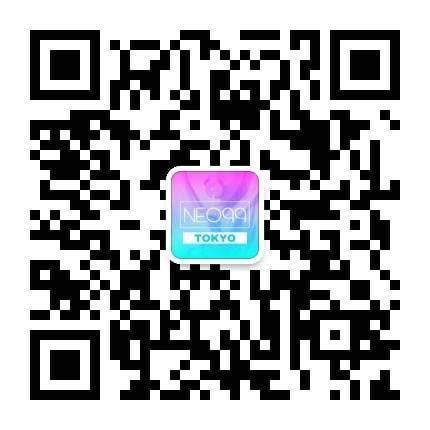 女性向け風俗のwechatQRコード