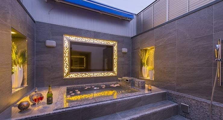東京都の露天風呂付きなラブホテル